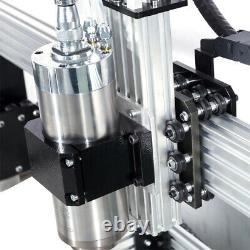 10001000mm 3Axis CNC Router Machine Complete Kit 2.2KW CNC Engraver WaterCooled