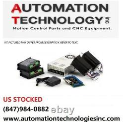 2 Axis Stepper Motor CNC Kit 570 oz-in