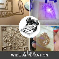 3 Axis 1610 CNC Router Kit With Offline Controller USB Milling Machine Wood PVC