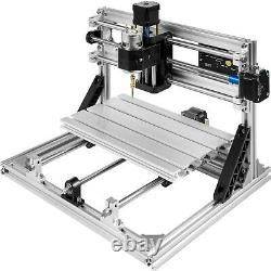 3 Axis 3018 CNC Router Kit With Offline Controller USB Milling Machine Wood PVC