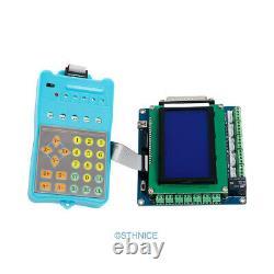 3 Axis CNC Kit Mach3 Professional Control Board & EMA2-070D56 Stepper Drivers