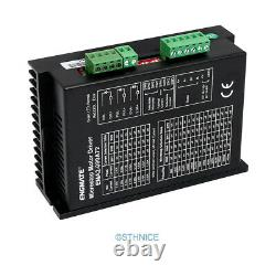 3 Axis CNC Kit Mach3 Standard Control Board & EMA2-080A72 Stepper Drivers