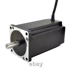 3 Axis CNC Router Kit 12Nm Nema 34 Stepper Motor & Stepper Driver & Power Supply