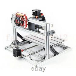 3 Axis CNC Router Kit 16x10 ER11 Engraver Machine DIY PCB Milling Wood Carving