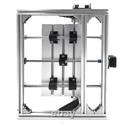 3 Axis CNC Router Kit 3018 2500MW Milling Injection With Laser Engraver Wood DIY