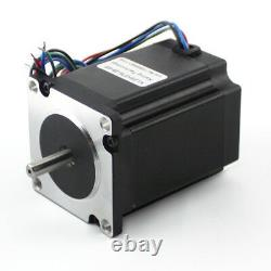 3-Axis NEMA23 CNC Kit (36V/9.7A / 270 oz-in / KL-4030) Hobby CNC