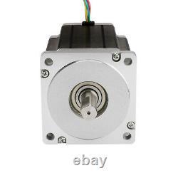 3 Axis Nema 34 Stepper Motor 1600 oz. In 3.5A &Driver control CNC Kit