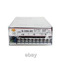 3 Axis Nema 34 Stepper Motor 1600 oz. In 3.5A Step Driver DM860A CNC Router Kits
