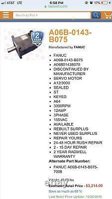3 axis cnc Kit GE Fanuc