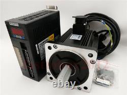 3Axis 1.5KW 10NM AC Servo Motor Drive NEMA52 1500RPM & CNC Controller System Kit