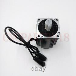 3Axis 750W 2.39NM AC Servo Motor NEMA32 Dricer & Controller KIt for CNC Milling