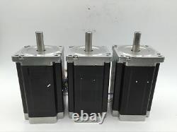 3Axis CNC Kit Nema34 Stepper Motor 12Nm L150mm Motor Driver+Supply+5Axis Board