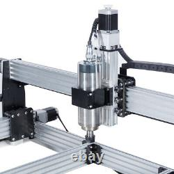 3Axis CNC Router Machine Complete Kit 2.2KW CNC Engraver WaterCooled 10001000mm