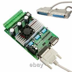 3Axis Nema23 Stepper Motor 1.9N. M=270oz-in 3A&3Axis Driver Board TB6560 CNC KIT