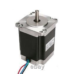 3Axis Nema23 Stepper Motor 270oz-in 3.0A 23HS8430&Driver DM545A CNC Router KIT