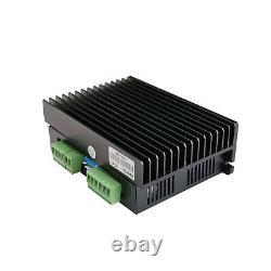 3Axis Nema34 Stepper Motor 34HS1456B 1232oz-in&Driver DM860A Dual Shaft CNC KIT