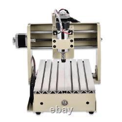 4 AXIS CNC 3020 Router Engraver PCB Mini 3D PCB Drilling Milling Machine Kit