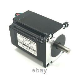 4 Axis CNC Kit USB MACH3 Breakout Board Nema23 Stepper Motors Drivers DM542 ##