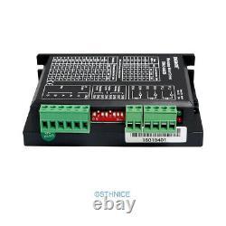 4 Axis DIY CNC Kit & EMA2-050D56 Stepper Drivers For Nema 23, Nema 34