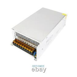 4 Axis DIY CNC Kit Mach3 Professional Control Board Nema23 1.96N. M Stepper Motor