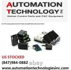 4-Axis NEMA23 CNC Kit (36V/9.7A/270 oz-in/KL4030)