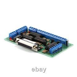 4-Axis NEMA23 CNC Kit (36V/9.7A/ 425 oz-in/ KL4030)