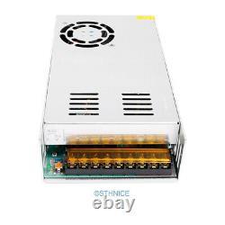 4 Axis Standard CNC Kit Nema23 Stepper Motor 36V PSU For DIY Router/Mill/Plasma