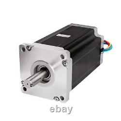 4 axis Nema 42 stepper motor 4210 oz. In 8A&Stepper driver DM2722A 9.8A CNC Kits