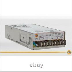 ACT 3Axis Nema23 stepper 23HS2430 3A 112mm 425oz-in 8mm Schrittmotor CNC Kit