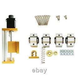 CNC 3018 Pro X-Axis Upgrade Kit Suit CNC Router 3018 Pro with CNC Milling Ma h7