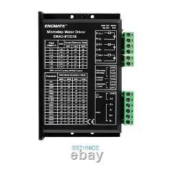 CNC Kit 3 Axis Breakout Board & EMA2-070D56 Drivers For DIY Router/Mill/Plasma