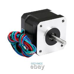 CNC Kit 3 Axis With Nema17 39oz-in Stepper Motor & EMA2-040D22 Stepper Driver