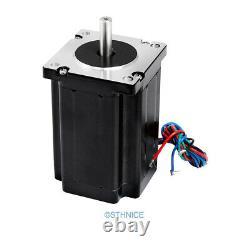 CNC Kit 4 Axis Breakout Board & Nema24 Stepper Motor For DIY Router/Mill/Plasma