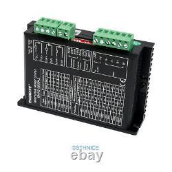 CNC Kit 4 Axis Nema23 Stepper Motor EMA2-050D42 Stepper Driver For Mill/Router