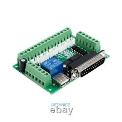 CNC Kit 4 Axis With Nema08 4.17oz-in Stepper Motor & EMA2-040D22 Stepper Driver