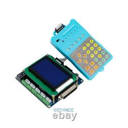 CNC Kit Professional 3 Axis With Keypad Display & EMA2-050D56 Stepper Drivers