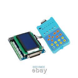 CNC Kit Standard 4 Axis With Keypad Display & EMA2-070D56 Stepper Drivers