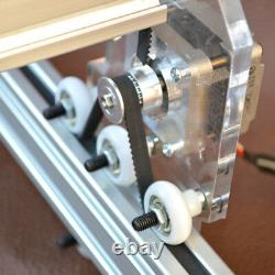 CNC Laser Engraver Marking Machine Wood Cutter 20x17cm DIY Kit 220V 3 Axis USB