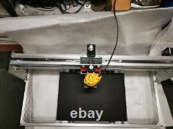 CNC Router Engraving Milling 350x1000mm Openbuilds 3-Axis Machine Mechanical Kit