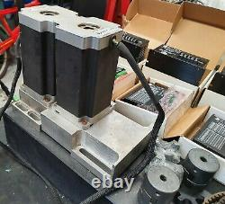 CNC stepper motor & drives 3-Axis Kit for home build CNC conversion