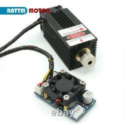 CNC3018 5500mw DIY CNC Router Kit Engraving Laser Machine GRBL 3 Axis 3018 ER11