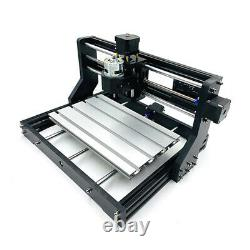 CNC3018 PRO DIY CNC Router Kit Engraving Machine 5500mw Laser 3Axis Wood Carving