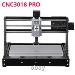 CNC3018 PRO DIY CNC Router Kit Engraving Machine GRBL Control 3 Axis PVC I6D3