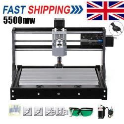 CNC3018 PRO DIY CNC Router Kit Laser Engraving Machine 3 Axis GRBL Control PVC