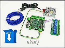 Centroid 4 axis Acorn DIY CNC motion controller kit (REV 4) with CNC software