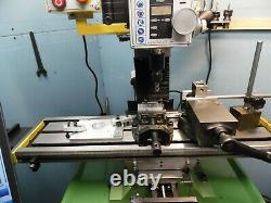 Cnc milling machine 3 axis 240v warco mill conversion kit