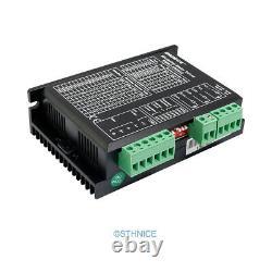 DIY CNC Kit 4 Axis 97oz-in Nema17 Motor 1.0A-4.2A EMA2-050D42 Driver 24V 10A PSU
