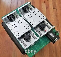 DIY CNC X Y Z Axis Linear Stage Slide Kit 6.5 Travel for Mill / Router US MADE
