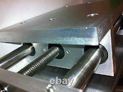 DIY Kit CNC router Z Axis STAINLESS VERSION linear slide kit PLASMA LASER 3D