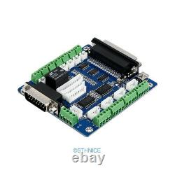 Digital Hybrid Microstepping Driver EMA2-080A72 For DIY 3 Axis Router CNC Kit